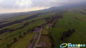 2016年6月の久住高原 ドローン空撮4K写真 vol.1