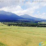 絶景の久住高原 ドローンで空撮4K写真 20160714 vol.2 を公開 Aerial in drone the Kuju kogen.