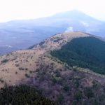 久住山 九重山 九重連山 合頭山 標高1384m